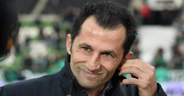 Bayern Munich, Hasan Salihamidzic toying with the Executive Board, item