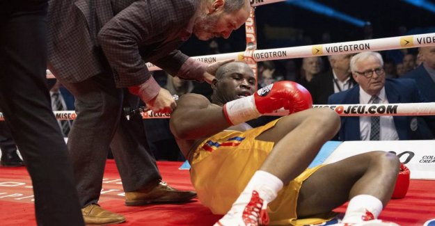 Beaten and in a coma: Girlfriend reveals news about the brain damage boxer