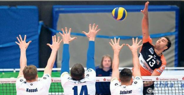Before the home game against Lüneburg : The BR Volleys put everything on attack