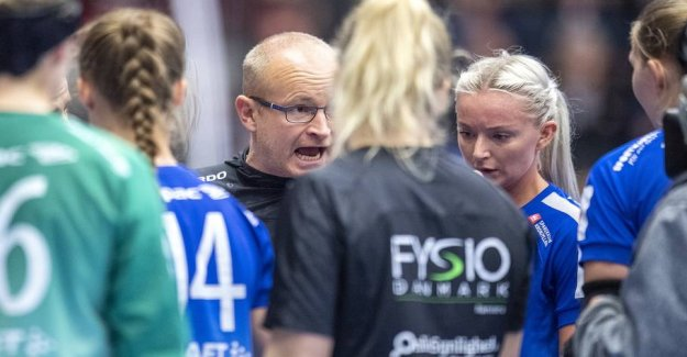 Behind 7-0 after the nightmare-start: the Danish top coach fail to understand the culling