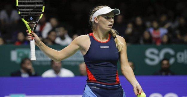Bertel Haarder surprises: hard-attack on Wozniacki