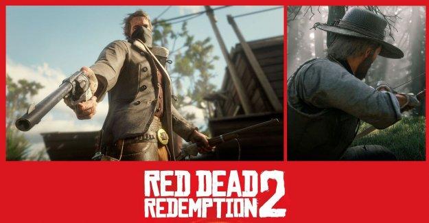 Best tricks – Red dead redemption 2