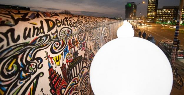Big event in the capital : 30 years of the fall of the wall: What Berlin is planning for the anniversary celebration