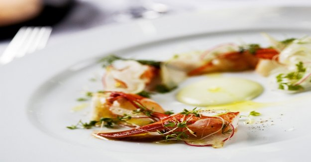 Boiled lobster – simple and good with äppelkräm