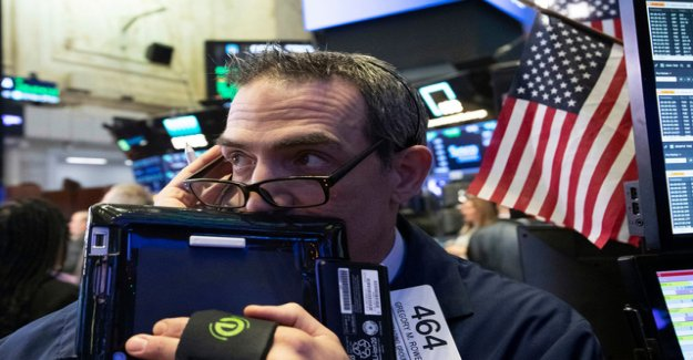Bonanza to the US stock market 1000 points up in the Dow Jones