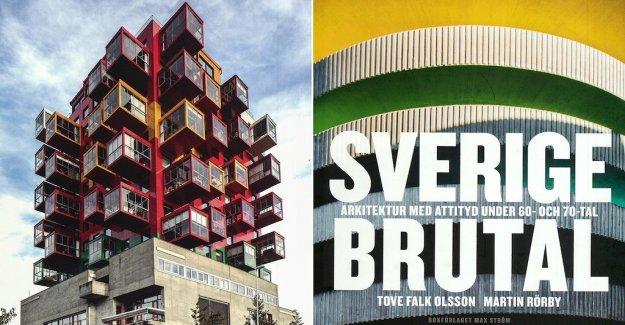 Book review: Brutalismen is frozen hip hop