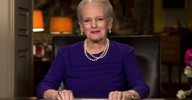 Breaking the tradition: Here is the queen Margrethe ii new year's speech this year