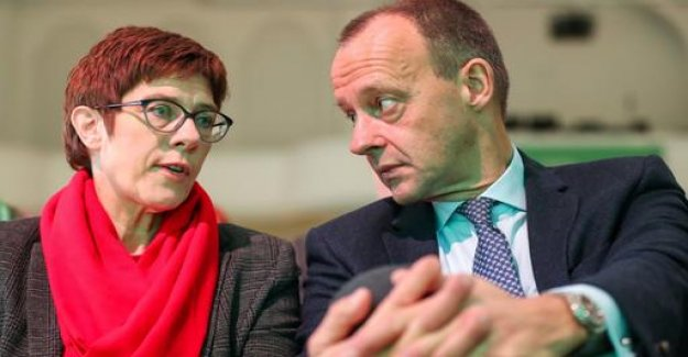 CDU leadership meets: Merz to remain visible