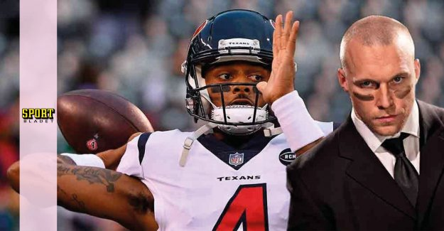 CJ Björk: They have lit the entire Houston Texans