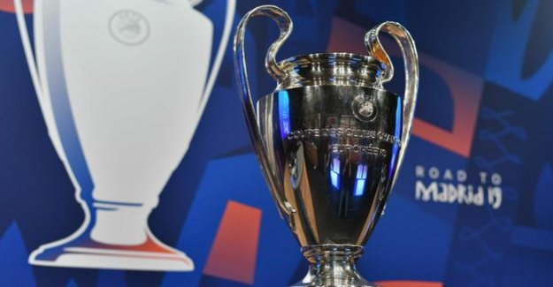 Champions League draw : Bayern Munich, plays in the second round against Liverpool FC