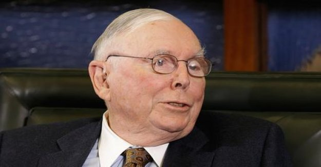 Charles Munger: 95 years, and a little way