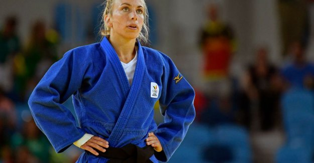 Charline Van Snick takes bronze at Masters, as a second Belgian woman ever