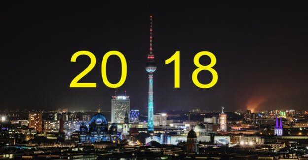 Checkpoint-review of the year 2018 : Berlin is a mystery - can you solve it?