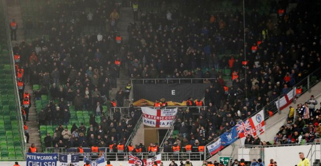 Chelsea fans go off the bend with anti-semitic chants. The faster we they are delivered, the better, says Fabregas