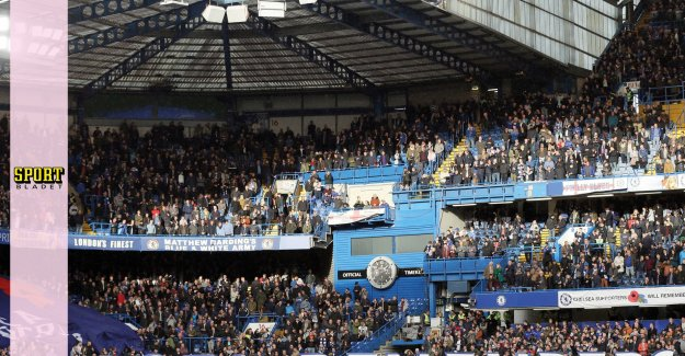 Chelsea's supporters in new rasismskandal – the fourth time in the fall