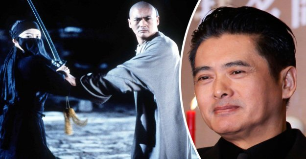 Chow Yun Fat wants to donate his entire fortune to the