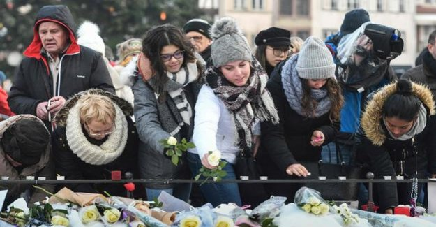 Christmas market attack : Fifth victim to the Strasbourg stop, died
