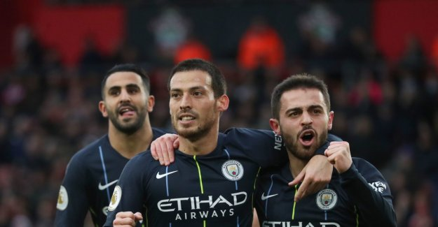 City back on the vinnersporet. Ravaged with Elyounoussi & co
