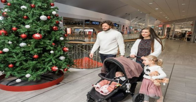 Commercial cooperation Travel: the Whole family christmas destination in Kuopio: Finland, a unique shopping center the size of the IKEA store and nearly 80 move under the same roof