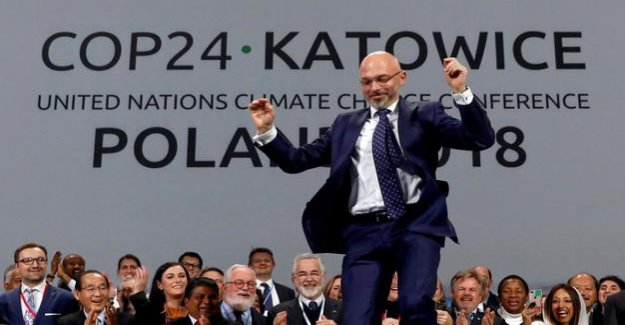 Compromise in Katowice : UN summit adopts global rules on climate protection