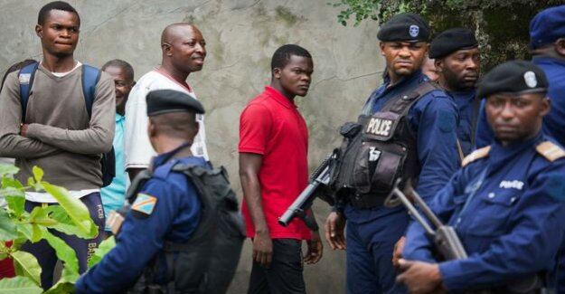 Congo : irregularities and violence at the presidential election