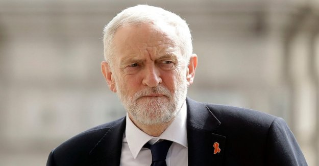 Corbyn requires a vote of no confidence on May in parliament – the new ordeal for the prime minister