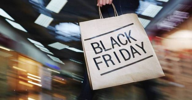 Customers did not fall for the Black Friday-trick: Have smelled the fuse