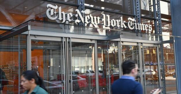 Cyber attack : hackers hinder pressure from U.S. Newspapers