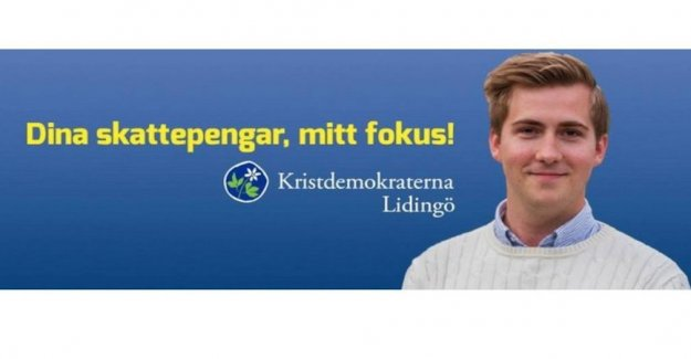DN Opinion. Lidingöpolitikernas greed make a mockery of the taxpayers