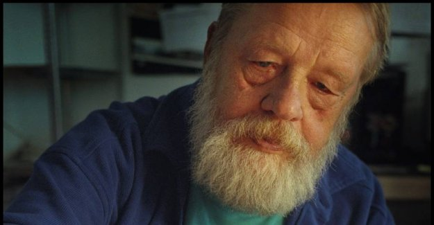 Danish Oscar-winner is the death