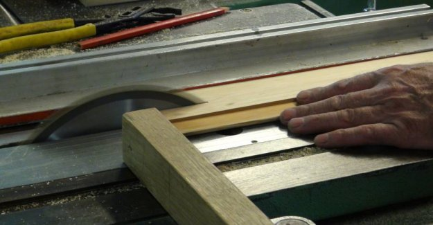 Danish man stuck his finger in the circular saw: Would cheat to 33 million
