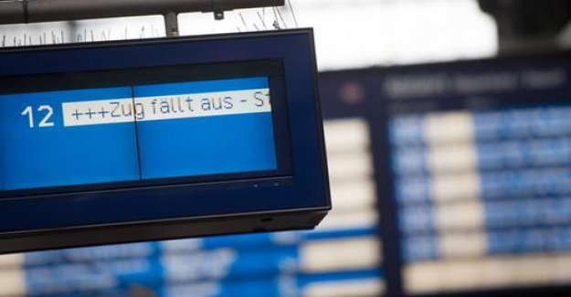 Deutsche Bahn: Strikes the brakes on commuters