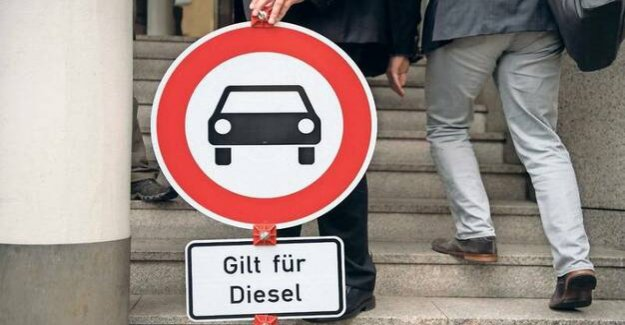 Diesel crisis : the Minister of transport Scheuer is upset