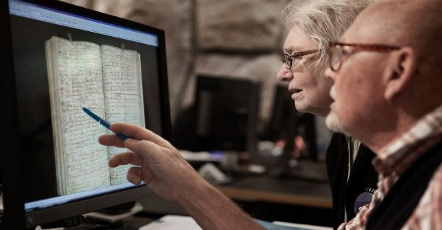 Digitised archives have put the speed on the family history