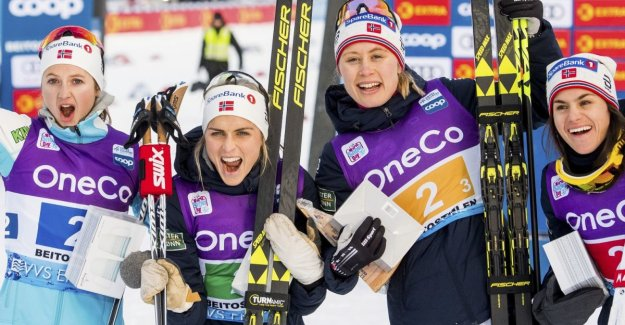 Do you have bearing on cross-country skiing? Now you can win ski gear for 10 000