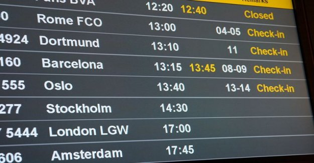 Do you need a network of airports? The world in the field of wi-fi passwords in one place