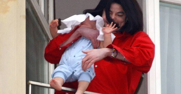 Do you remember Michael Jackson's youngest son? How looks he out in the day
