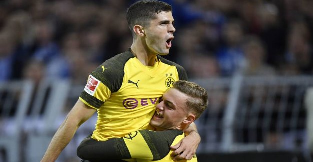 Dortmund-dane lose his good friend: Agree with the Premier League giant