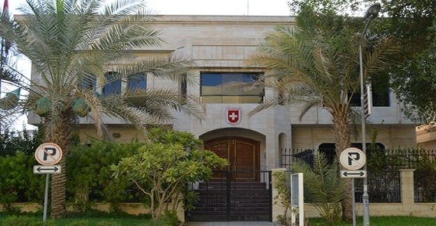 Downsize for the Embassy in Kuwait