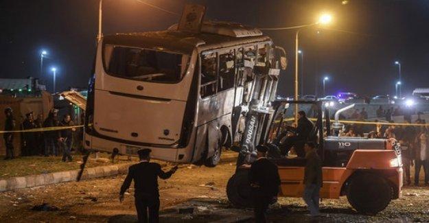 Egypt: police kill 40 suspected terrorists