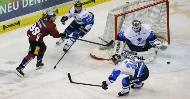 Eisbaren Berlin lose against Ingolstadt : whistles at the end