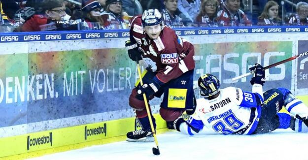Eisbären Berlin of the football season 2018/19 : 2:1 in the second third: The duel against Ingolstadt live