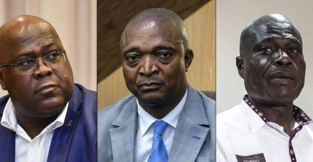 Elections in the Congo start: Congolese men and women choose two-year delay, successor to Kabila