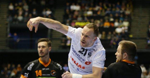 Elverums håndballherrer with the long-awaited national CHAMPIONSHIP-gold