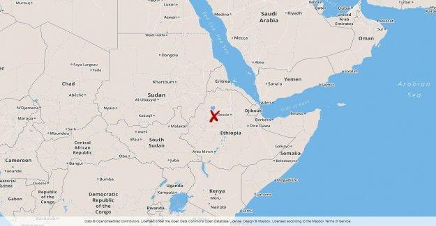 Ethiopian prophet of doom gripen – spread panic