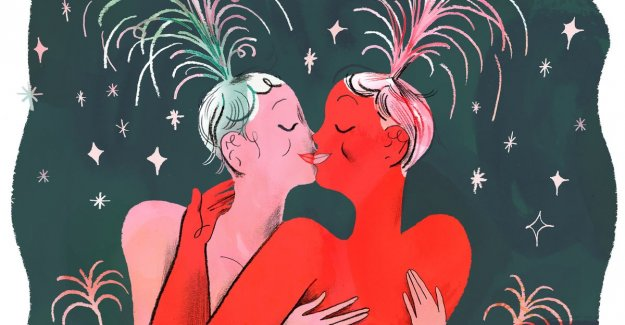 Even a simple kiss makes cocktail of hormones free