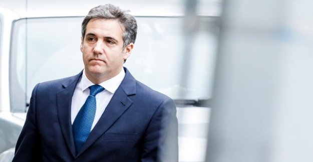 Ex-Trump-and-lawyer Cohen denied trip to Prague