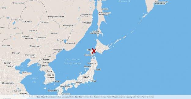 Explosion at bar in Japan, 40 injured