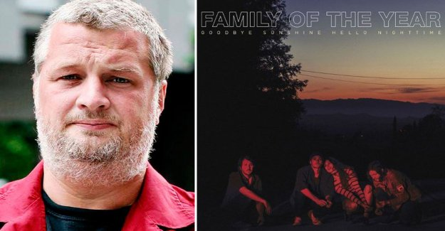 Family of the year has made the album of the year