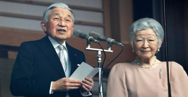 Farewell to the people: Akihito thanked in tears